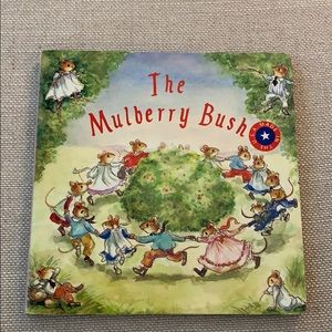 Other - Vintage The Mulberry Bush Book